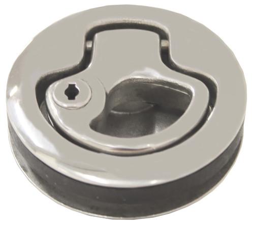 Key Locking Flush Latch S/S