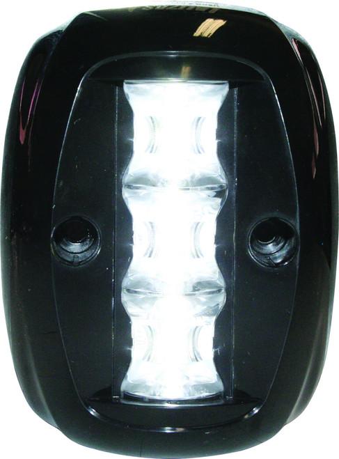 'FOS 20' LED Stern Light - White Vertical Mount