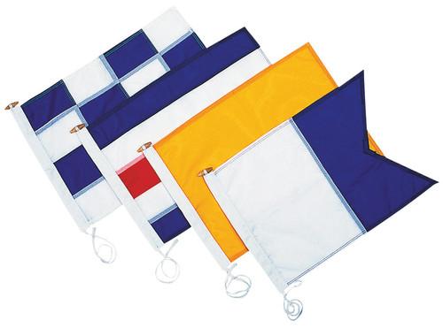 Individual Code Flag - 'Q'