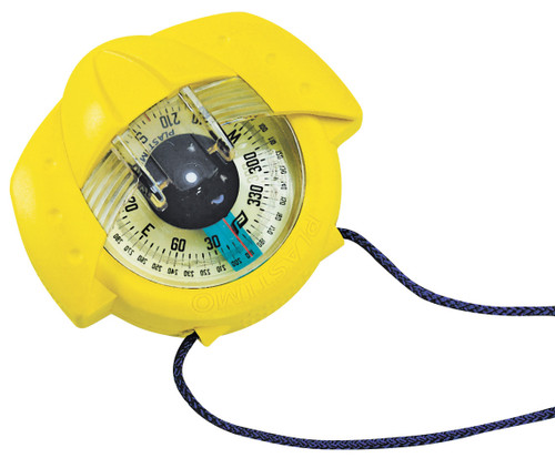 Iris 50 Handbearing Compass - Yellow
