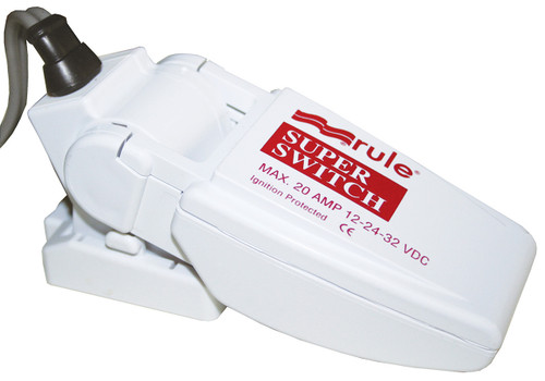 Rule Super Switch - to 20 amp