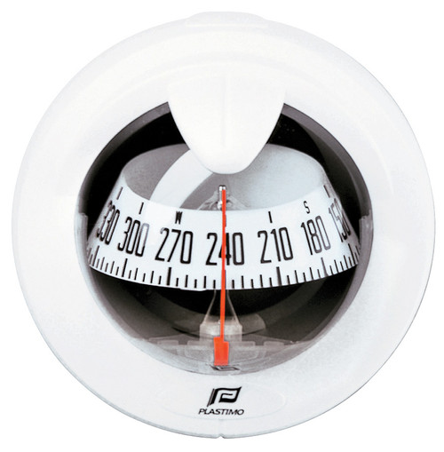 Offshore 75 Powerboat Compass - Dash, Black
