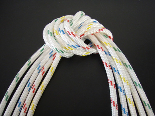 Rope - Double Braid Fleck 14mm x 1metre