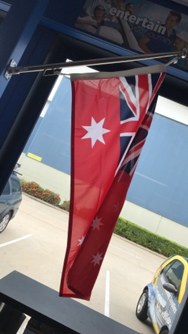 Flag Pole 316 Stainless Steel 750mm