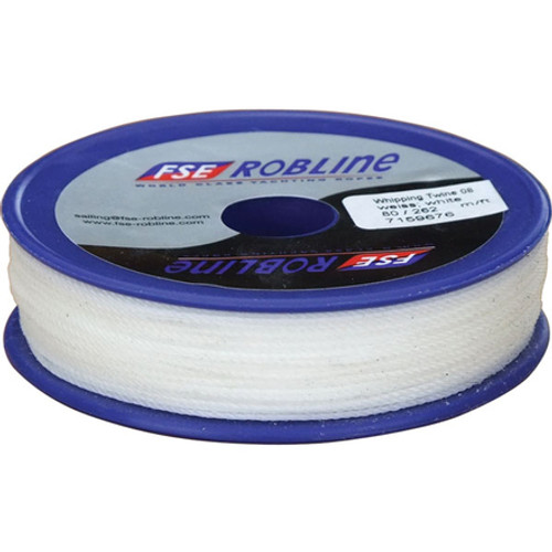Whipping Twine - White 0.8mm