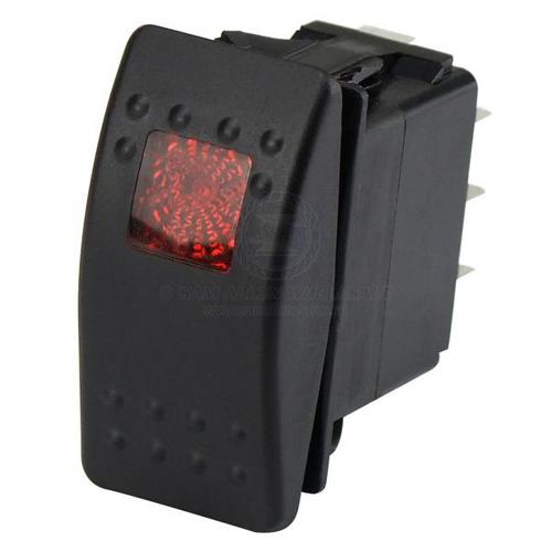 Switch C7 Accessory On/Off 12V 20Amp 24V 10Amp