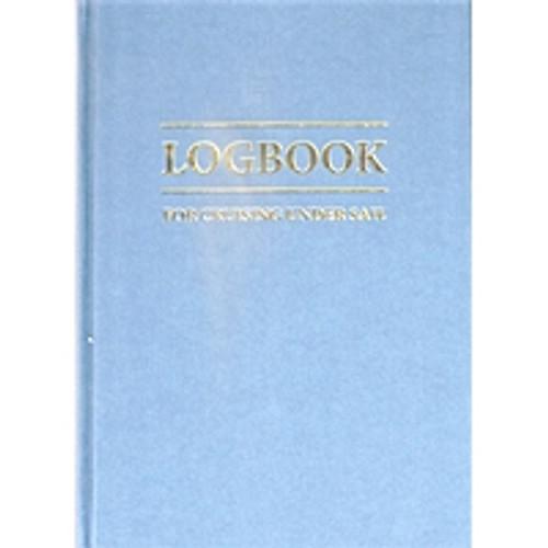 *Navy Blue Cover Log Book - Cruising Under Sail