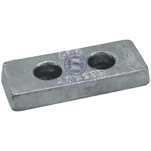 Block Anode 145mm x 68mm x 18mm