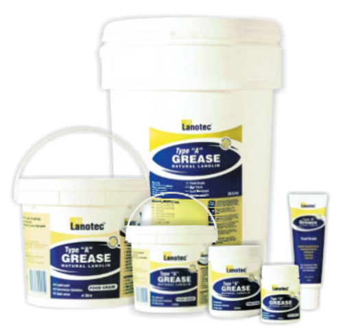 Lanolin Grease 'Type A' 500ml