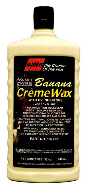 Malco Nano Banana Wax 946ml