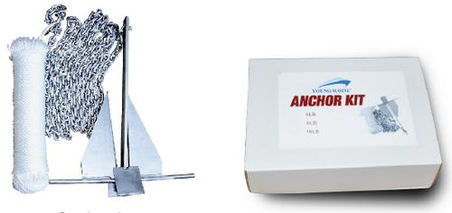 Anchor Danforth Kit 10LBS