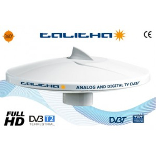 Glomex 'Talitha' 250mm TV Antenna