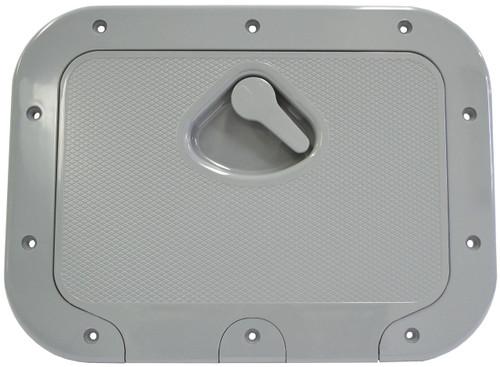 Nuova Rade Hatch-Std 375 x 275 Grey