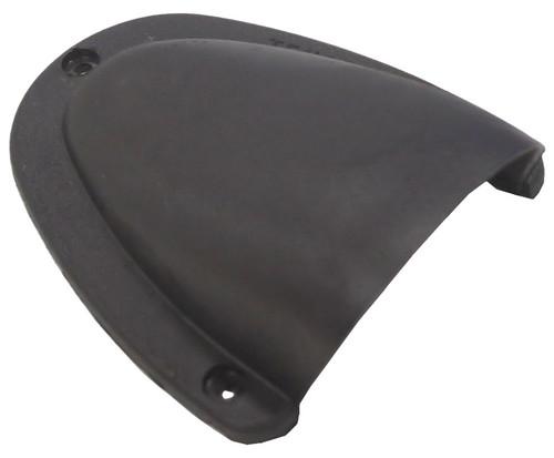 Nylon Cover / Ventilation Scoop Large Black