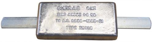 Anode -ZHS1B Block &Strap