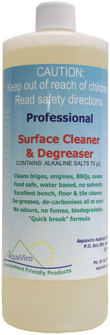 Cleaner & Degreaser 1L