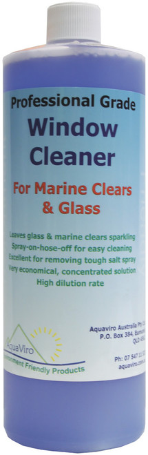 Clears/Glass Cleaner 1L