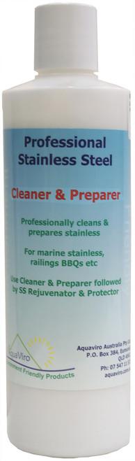 S/S Cleaner/Prepare 500Ml