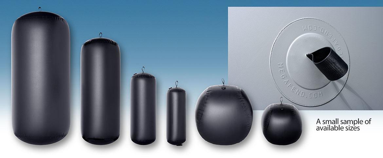 Inflatable Megafenders - New to Australia!