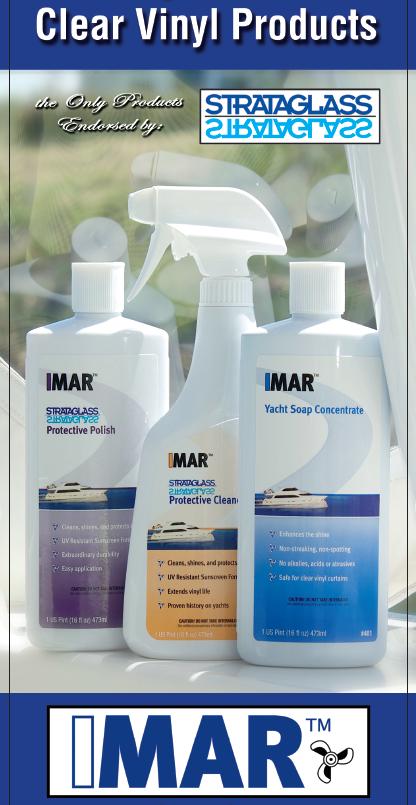 IMAR Strataglass Protective Cleaner and Polish