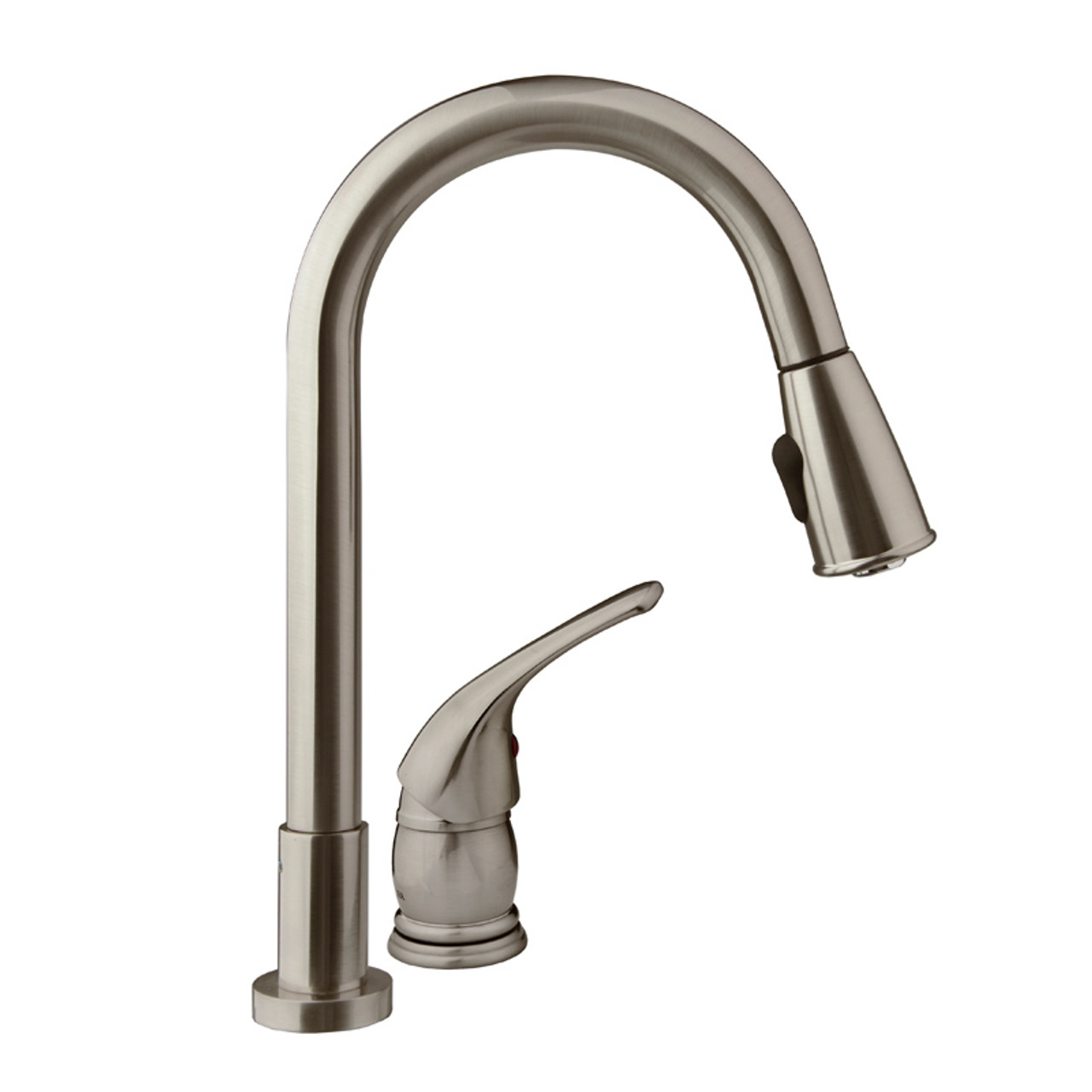 Kitchen Faucets Flow Rate Bypass