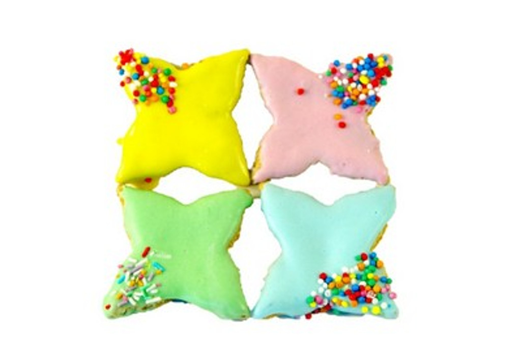 Gourmet Dog Treats - Puppy Kisses 4pce by Huds and Toke