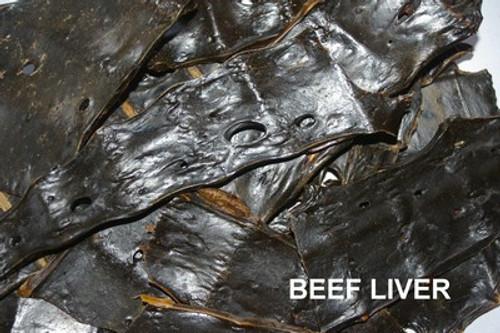 Australian Beef Liver Dog Treats.  Great for training.
