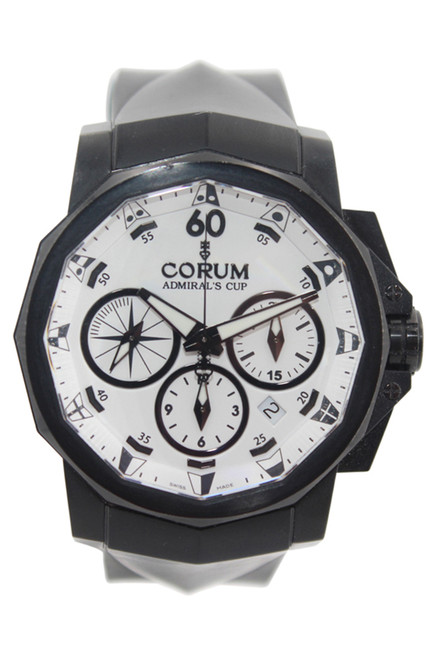 Corum Admiral's Cup Black Challenge 753.691.98/F371 AA12