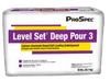 Level Set Deep Pour 3