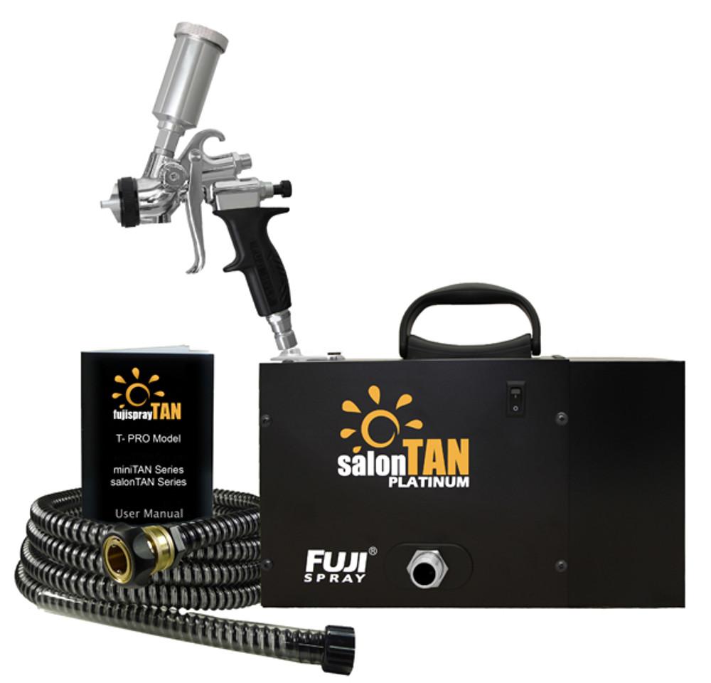 Fuji Spray Tanning Hvlp Machine 4150 Salontan T Pro