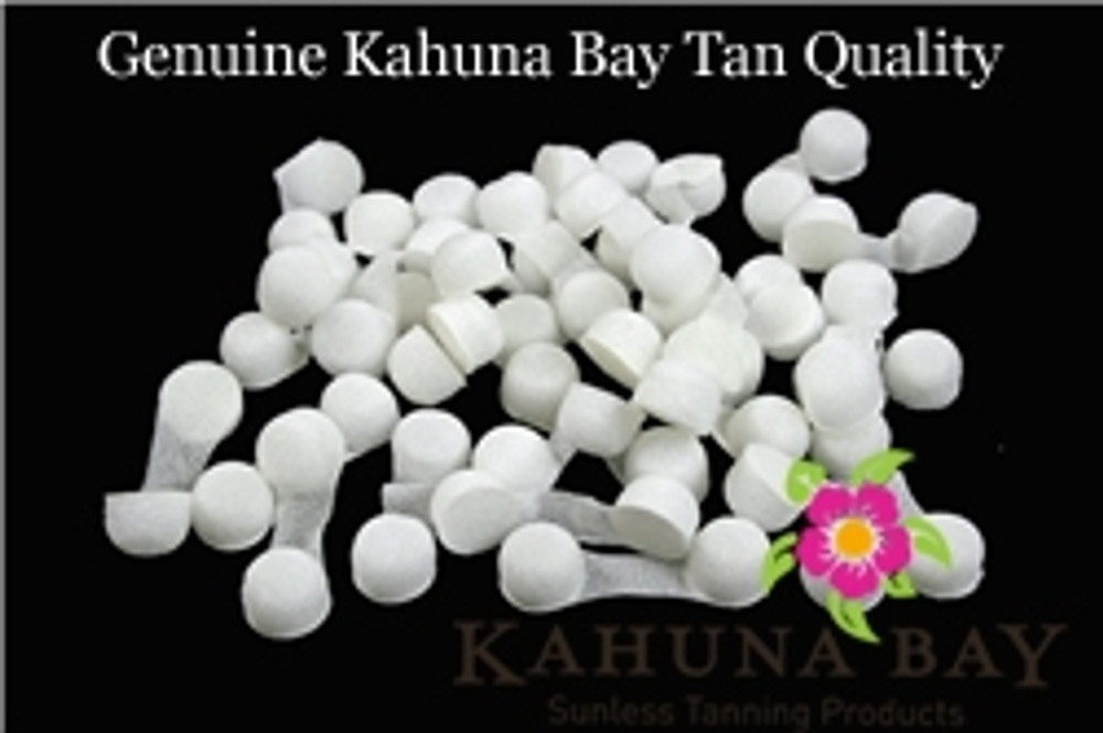 30 - Kahuna Bay Foam Sunless Nose Plug Filters