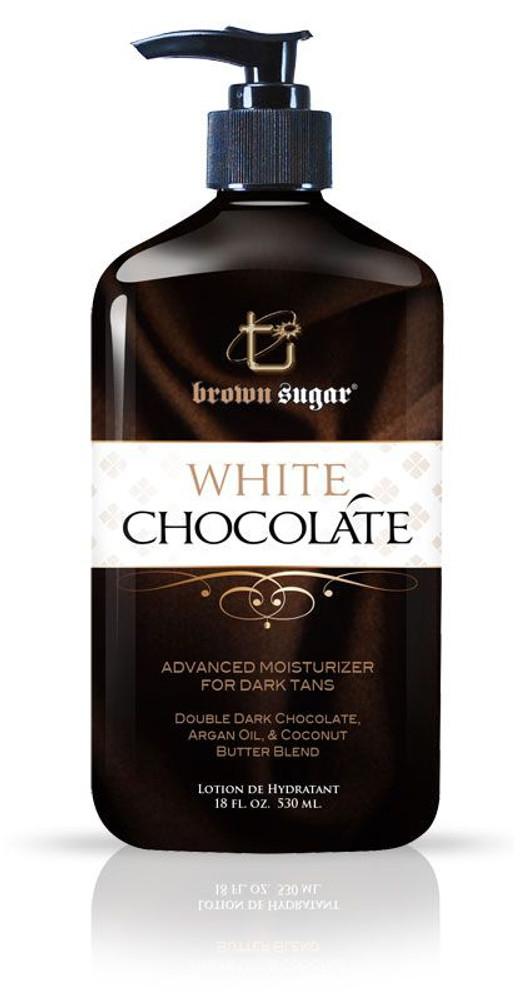 Brown Sugar White Chocolate
