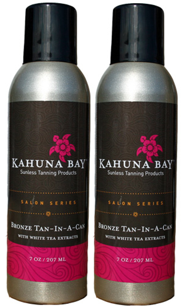 Two Kahuna Bay Bronze Sunless Tanning Spray