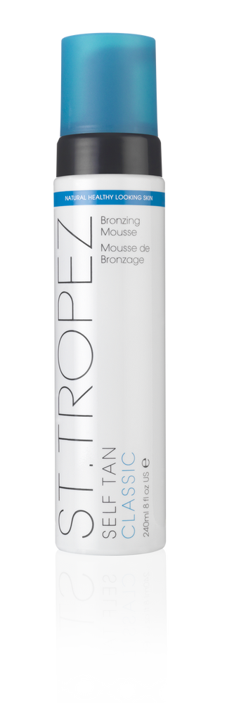 St. Tropez Self Tanner Bronzing Mousse, 8 oz