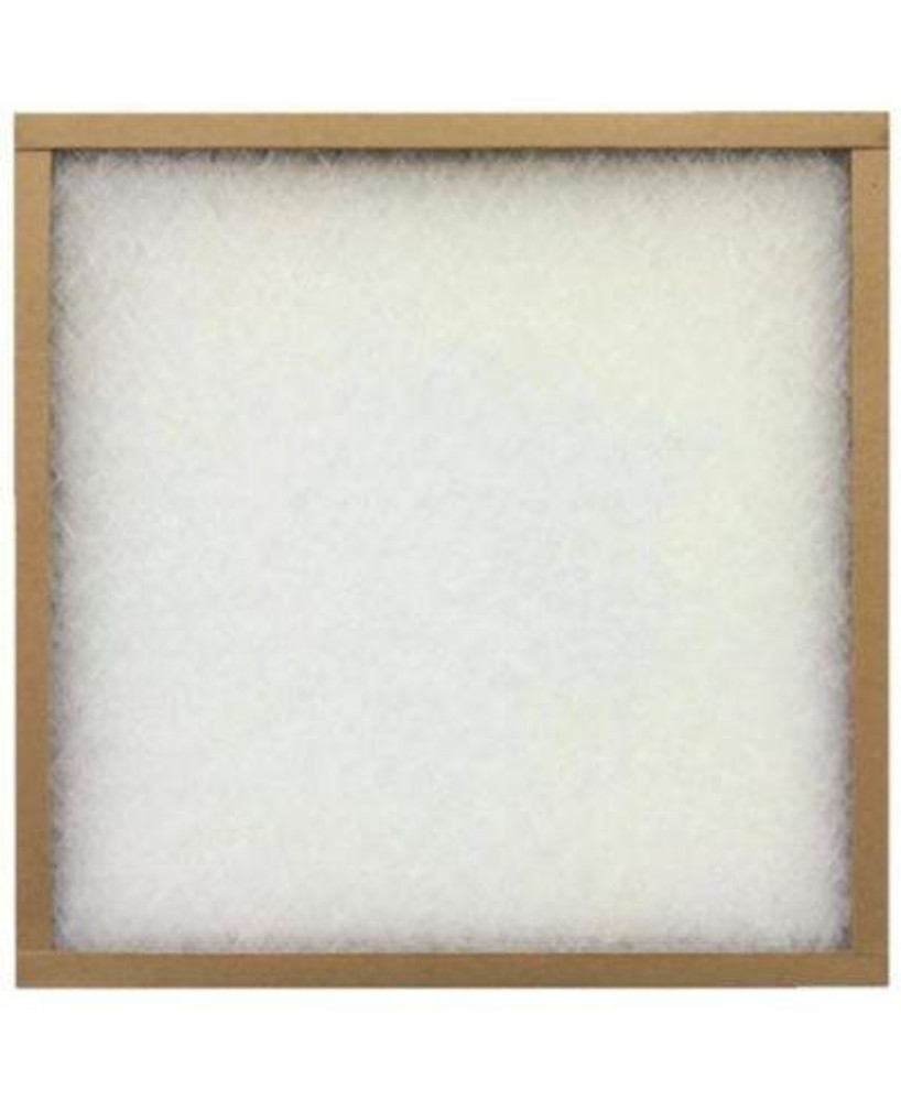 Norvell Replacement Filters, Overspray Floor Fan, 12-Pack