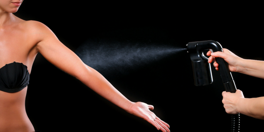 3 Benefits of Starting Your Own Spray Tan Business