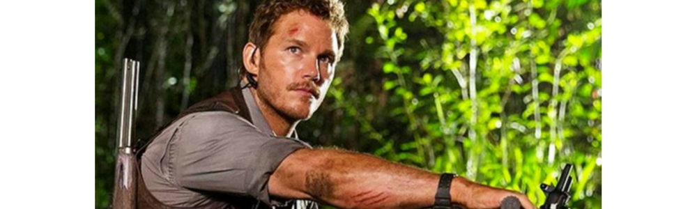 Chris Pratt - a Lesson Learned in Whole Body Spray Tanning