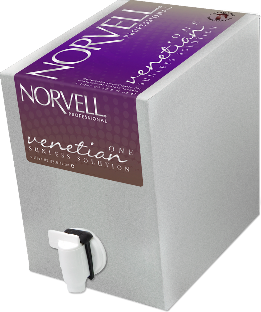 Norvell Venetian ONE shower in as little as One Hour!
