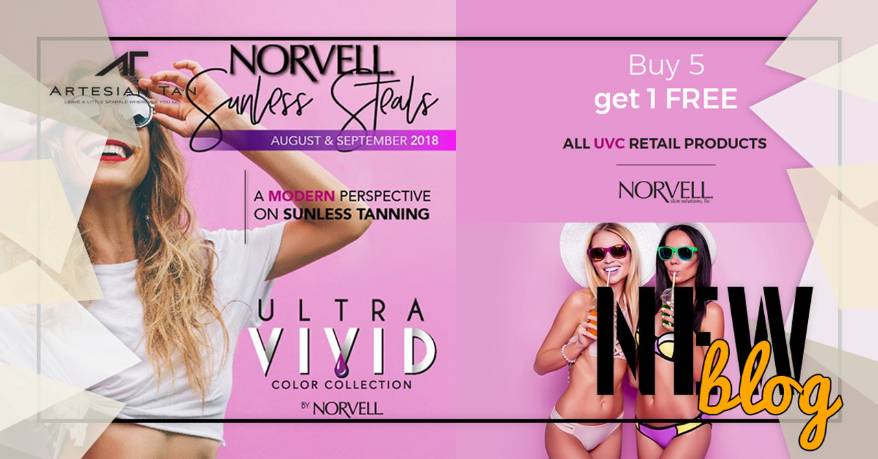 End of Summer Sunless Tan Extension