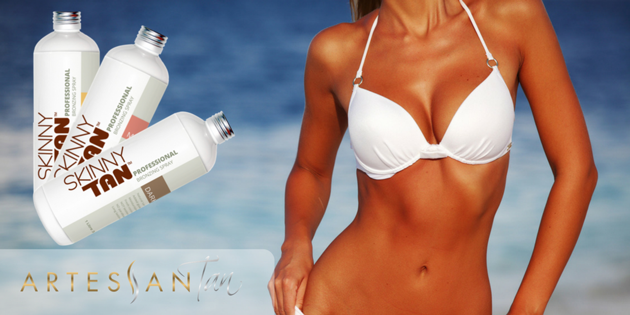 Our New Product - Skinny Tan