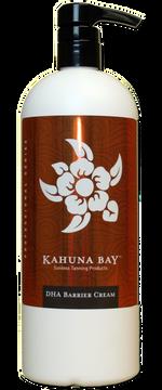 Kahuna Bay Tan Premium DHA Barrier Cream, 34 oz