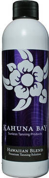 Hawaiian Blend Spray Tan Solution 8oz Sample