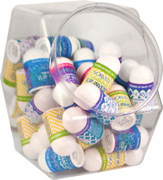 Norvell Moisturizing Mini LipInvest, 50-Pc Counter Display