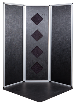 PRO Lite Sunless Over-spray Reduction Booth