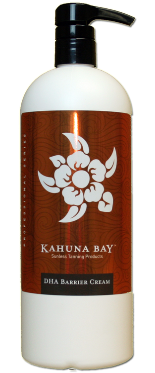 Kahuna Bay Tan Premium DHA Barrier Cream, 34 oz