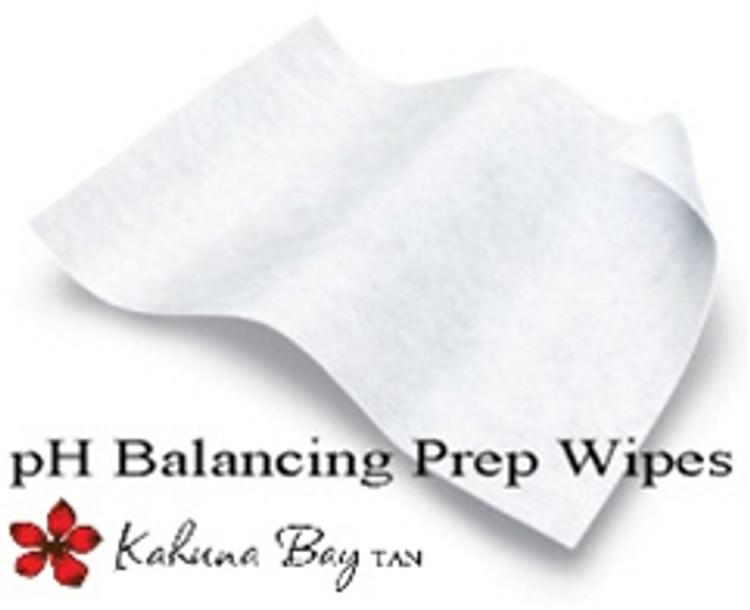 Kahuna Bay Tan pH Balancing Prep Wipes