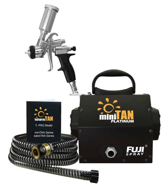 Fuji Spray 4100 miniTAN Platinum T-PRO Spray Tan System