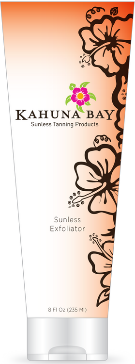 Sunless Exfoliator 2oz by Kahuna Bay Tan