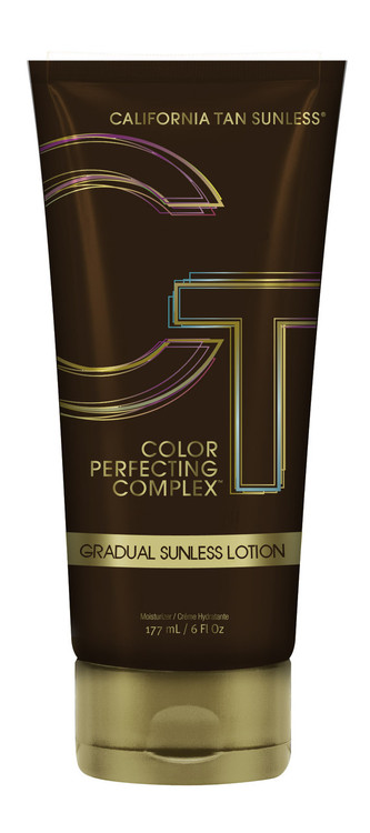 California Tan Color Perfecting Complex Gradual Lotion