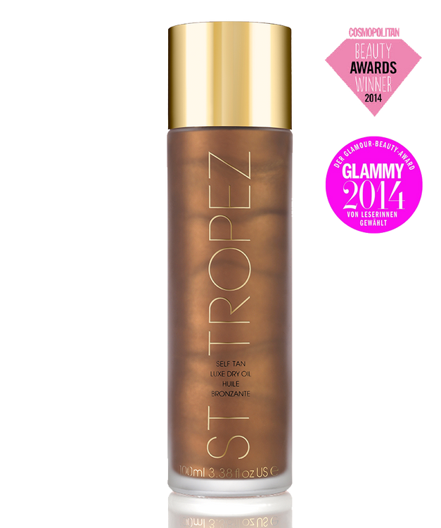ST TROPEZ Self Tan Luxe Dry Oil 3.38oz